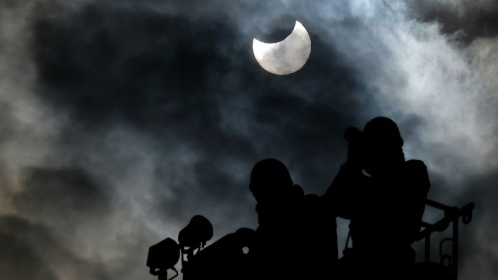 Observar eventos astronómicos