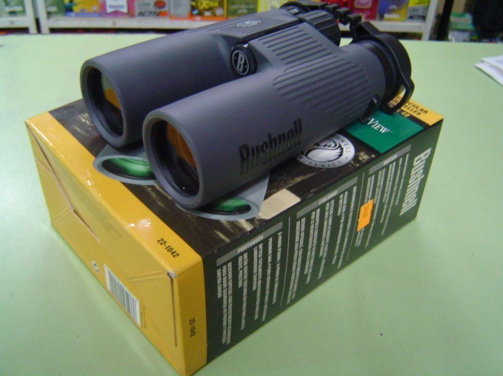 binoculares para aves bushnell