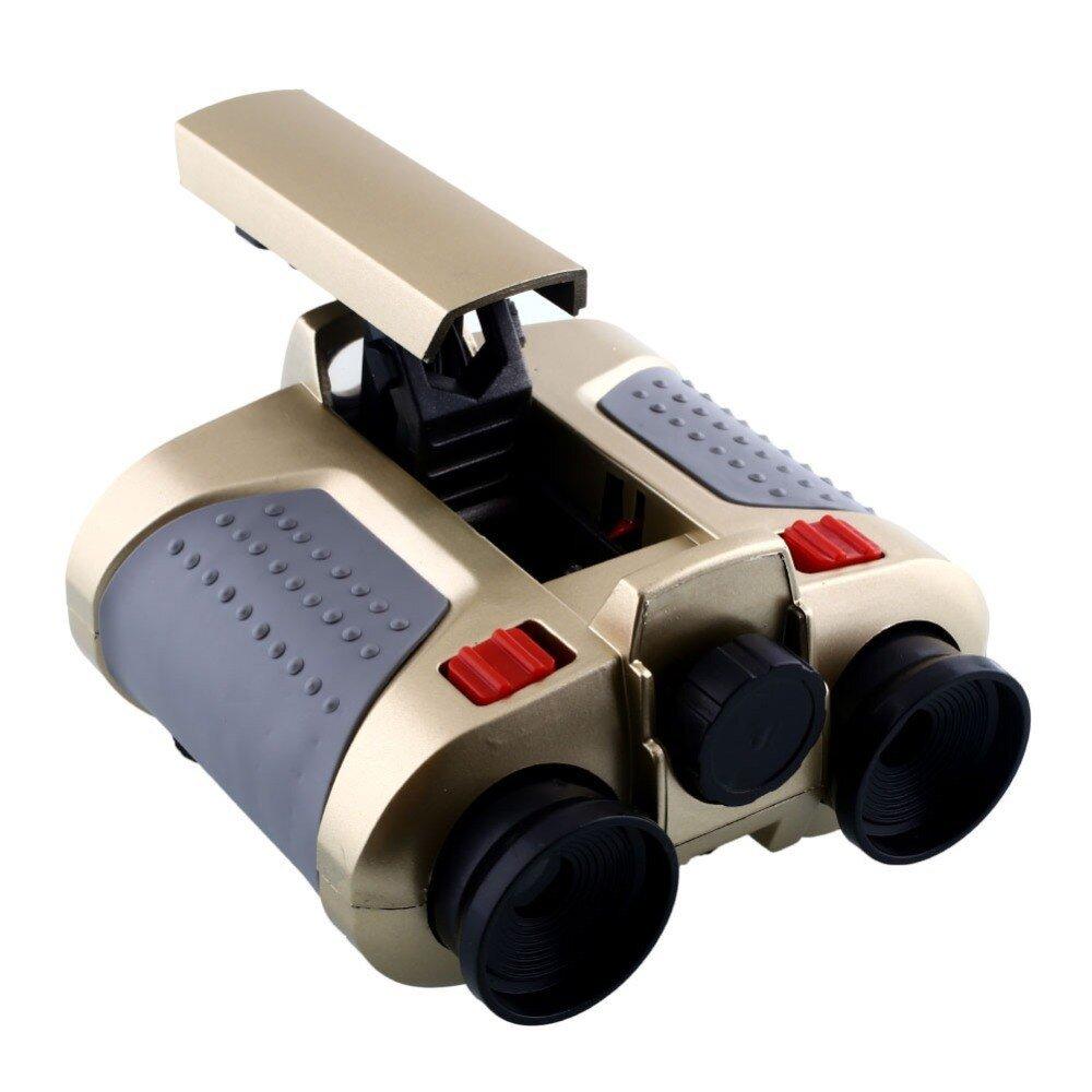 binoculares para ver en la oscuridad