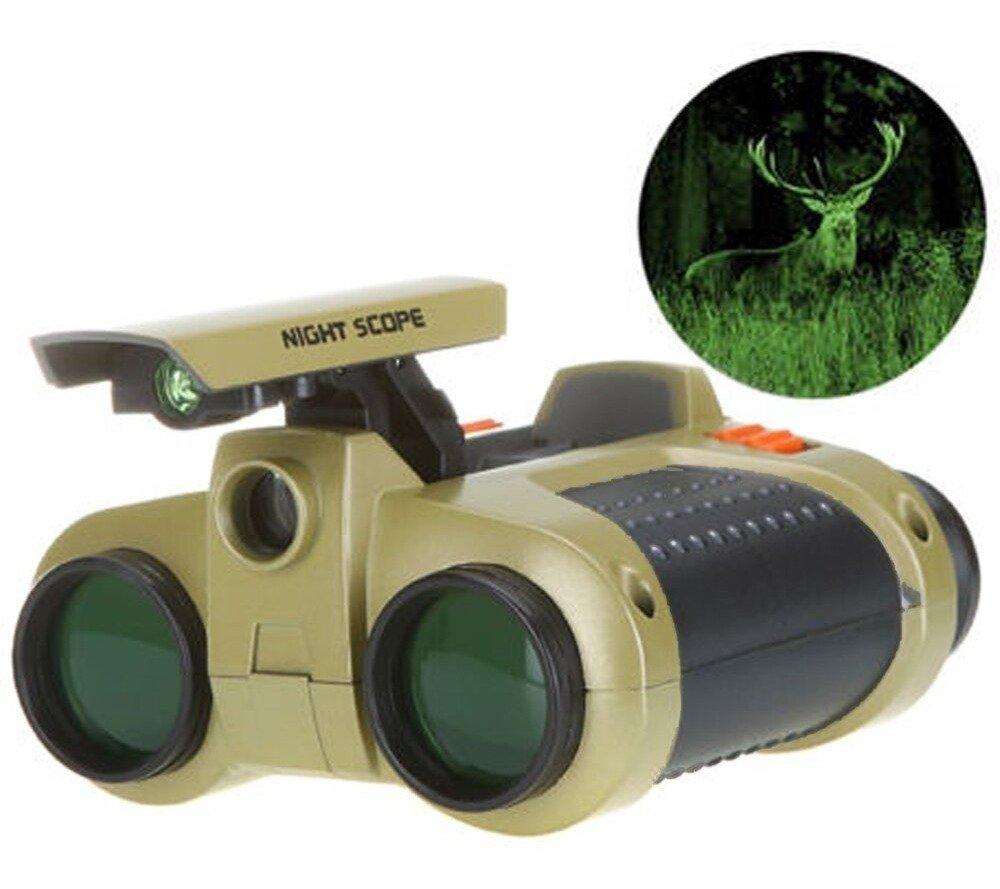 binoculares de visión nocturna