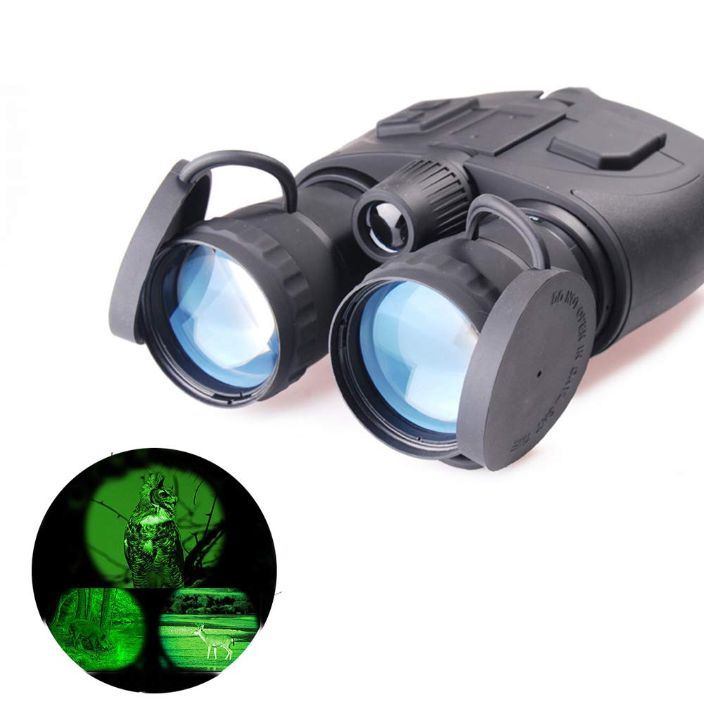 prismáticos infrarrojos yukon