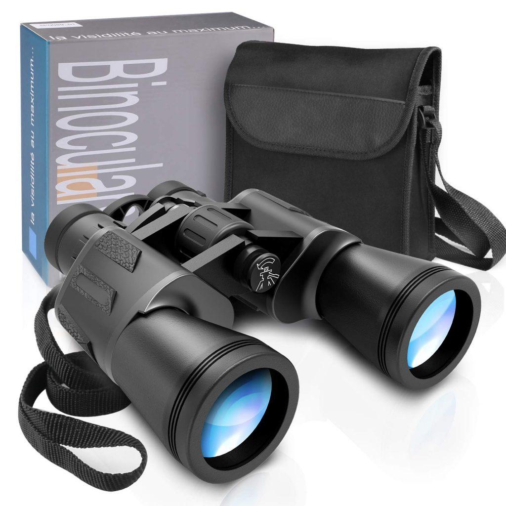 binoculares profesionales de alto alcance