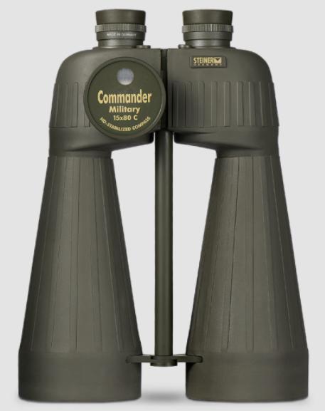 Binoculares para uso militar